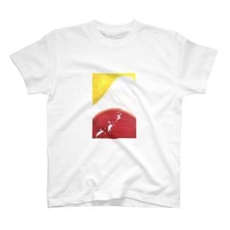山登り T-shirts