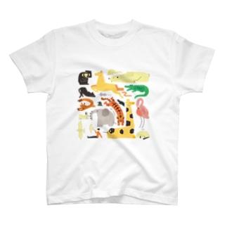 Odd animals. T-shirts