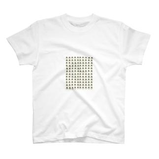 きゃわわ T-shirts