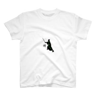 alquimiaのサムライシリーズ T-shirts