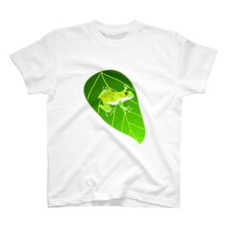 モリアオガエル T-shirts