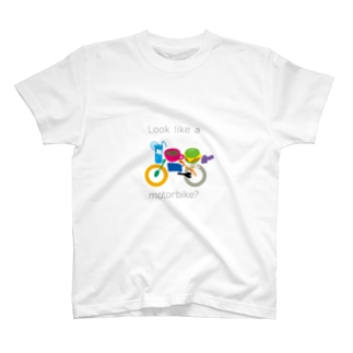 Look like a motorbike? T-shirts