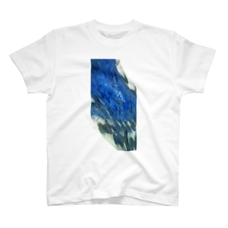 魚が泳ぐ T-shirts