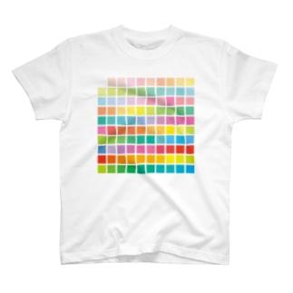 カラー番号:1~99 T-shirts