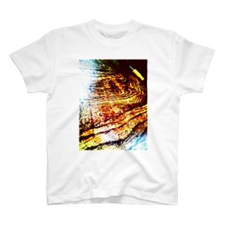 えいぞうのコード T-shirts