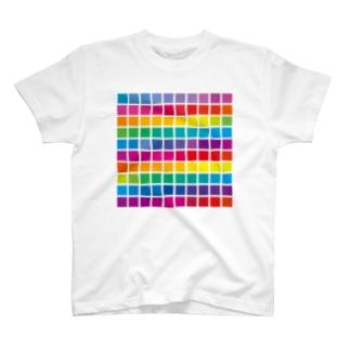 カラー番号:100~199 T-shirts