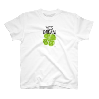 YES DREAM T-shirts