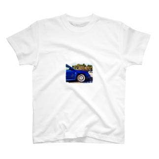 インプレッサ GDB-e T-shirts