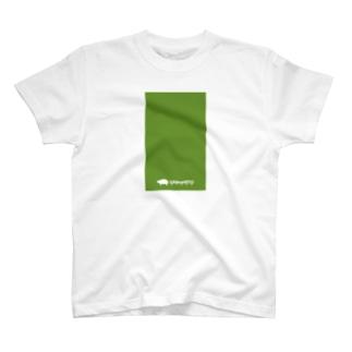 サイのひとa T-shirts