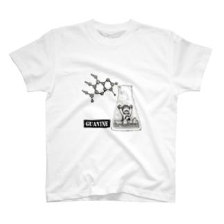 グアニン T-shirts