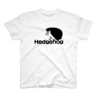 Hedgehog01 Tシャツ T-shirts