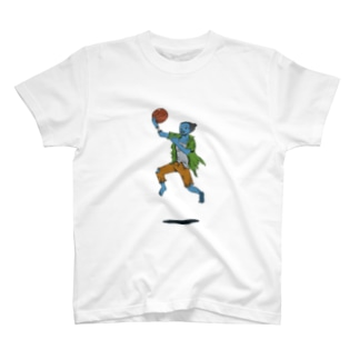 ゾンビレイアップシュート T-shirts