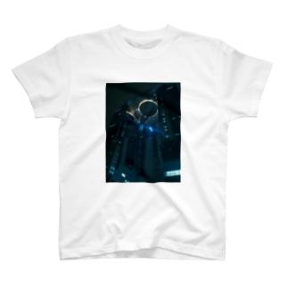 Umeda SkyBldg in OsakaJapan T-shirts