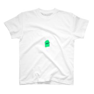しあわせなあざらし T-shirts