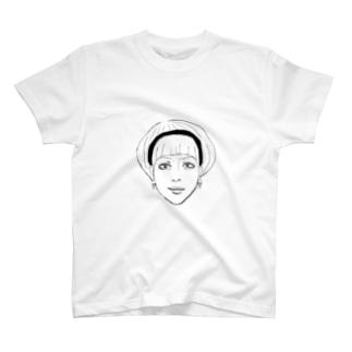 私っておしゃれ〜 って思っている人 Tシャツ