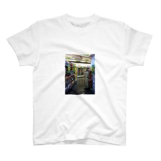 ニューヨークスーパーマーケット T-shirts