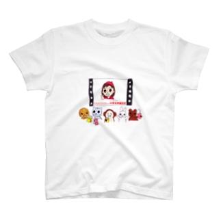 動物映画館 T-shirts