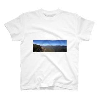 Blue Mountains Australia T-shirts