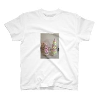 マカロンタワー T-shirts
