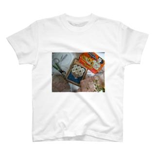 アンティークソーイング T-shirts