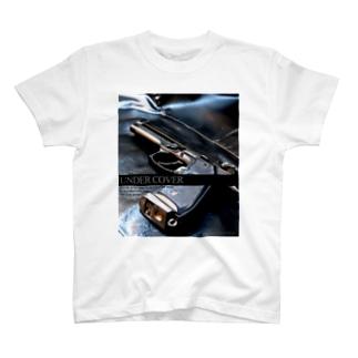 アンダーカバー「GUN」 T-shirts