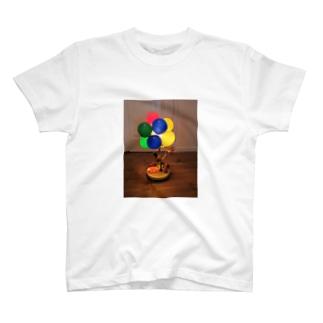 ふうせん売り T-shirts