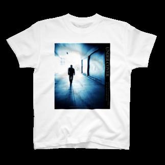 アンダーカバーのアンダーカバー「シルエット」 T-shirts