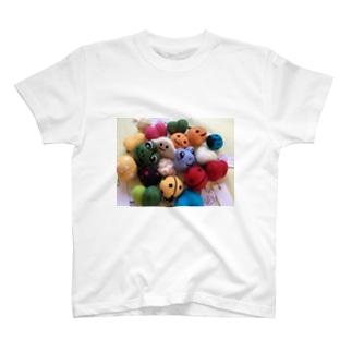 わらわら T-shirts