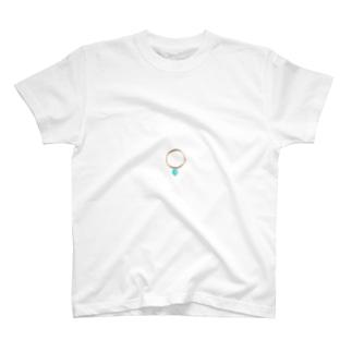 指輪 T-shirts