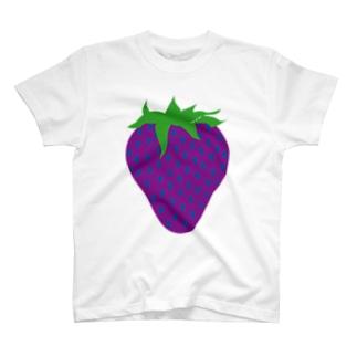 危険ないちご!? T-shirts
