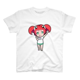 ちびガニ子 T-shirts