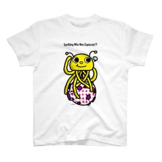 宇宙人うにう T-shirts