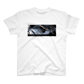 アンダーカバー「GUN」横 T-shirts