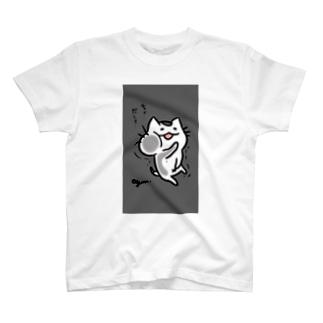 沙華戸猫とじこめ T-shirts