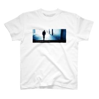アンダーカバー「シルエット」横 T-shirts