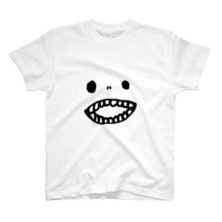 がおーフェイス T-shirts