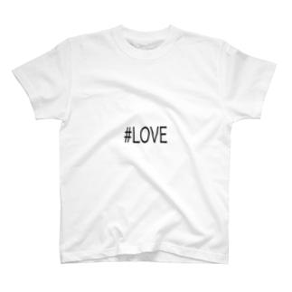 はっしゅたぐ愛 T-shirts