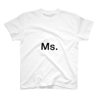 みす T-shirts