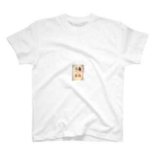 ポップ♪カモナス T-shirts