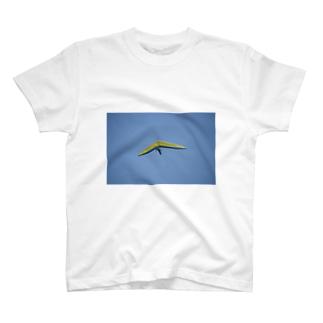 ハンググライダー T-shirts