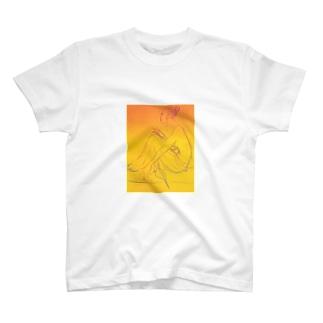 AKの黄昏 T-shirts