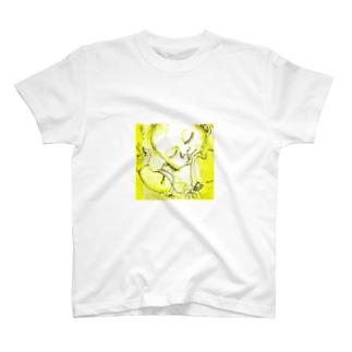 ベビーイエロー T-shirts