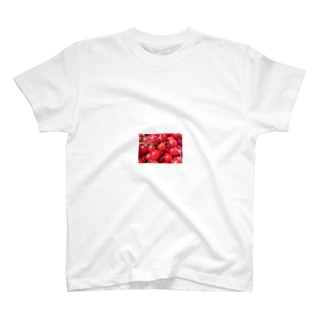 besp2wingのさくらんぼたち T-shirts