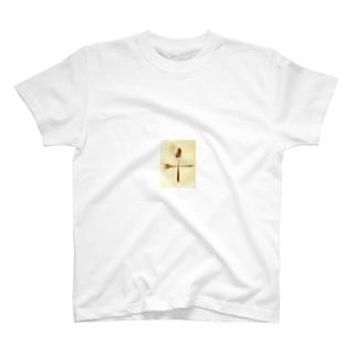 スプーン+フォーク T-shirts