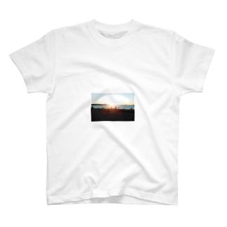 サンセット T-shirts