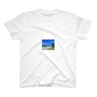 喜界島ビーチ T-shirts