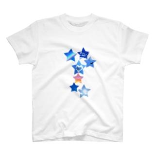 北斗七星 T-shirts