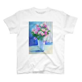 盛り花 T-shirts