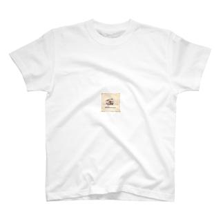 shoushozakkaロゴ入4 T-shirts