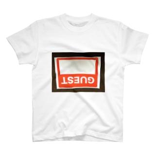 yutarouoku1194のGUEST T-shirts